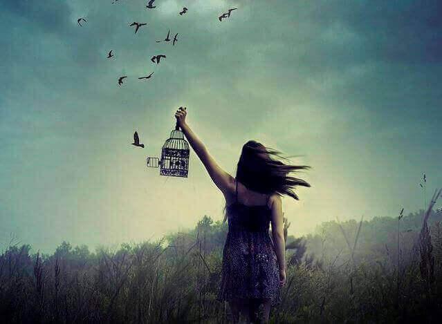 Släpp dig själv fri