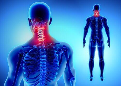 Smärta i nacken