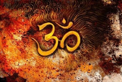Symbol på sanskrit