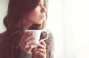 Teer som hjälper dig att slappna av