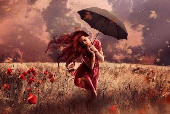 Våra liv består mer av fantasier än verklighet