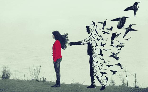 Hur man hanterar ett uppbrott utan förklaring (ghosting)