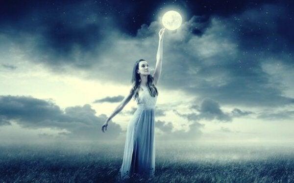 Neuroforskaren Mark Filippi säger att månen påverkar våra känslor