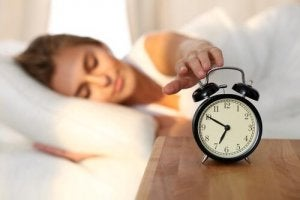 trött när man vaknar