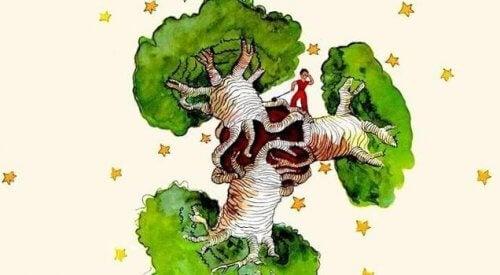 Ett baobabträd i hjärtat – Lille prinsens reflektioner
