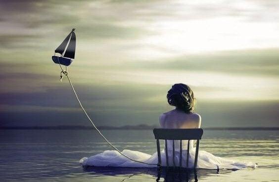 Kronisk ensamhet: ensamhet som blir en oöverstiglig mur