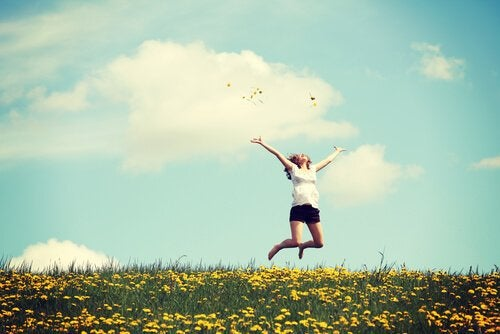 Kraften hos positiva känslor får inte underskattas