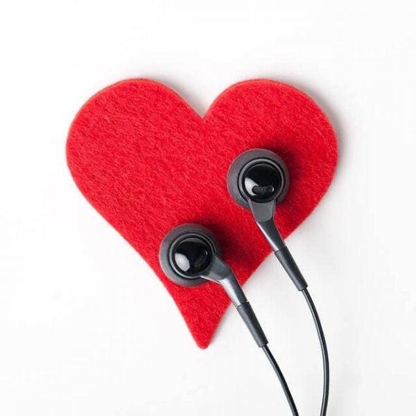 Lyssna på hjärtat