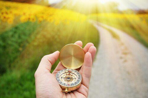 Skapa en inre kompass