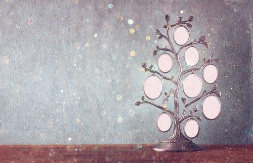 Släktträdet: ett verktyg för tillväxt och läkande