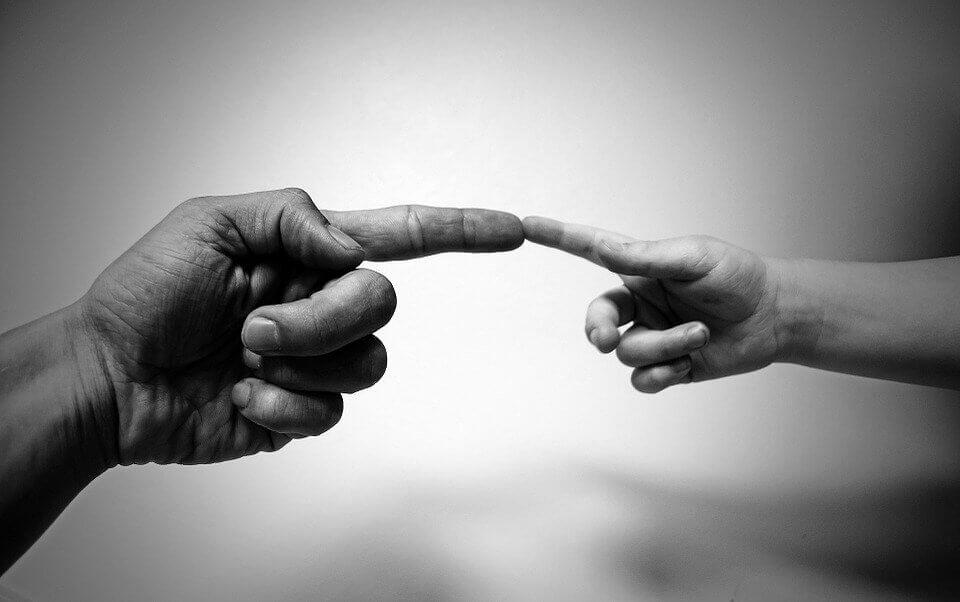 Varje gest är en egen värld – gå inte vilse