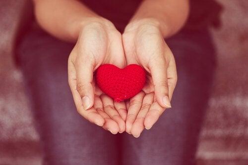 Nonviolent communication: att ge från hjärtat