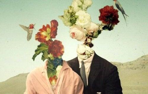 Man och kvinna i relation