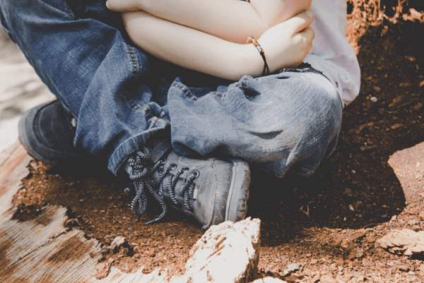 Barn med känslomässiga problem