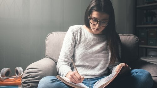 Att lära sig hur man studerar: 5 viktiga tips