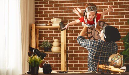 Att göra inlärningen rolig: få barn att lära sig något nytt