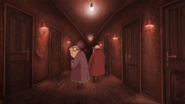 Par i korridor