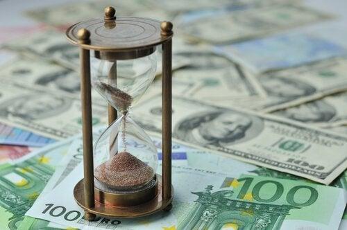 Tid eller pengar