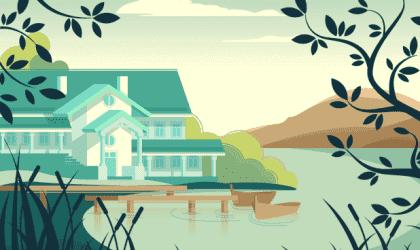 Den vackra parabeln om huset utan herre