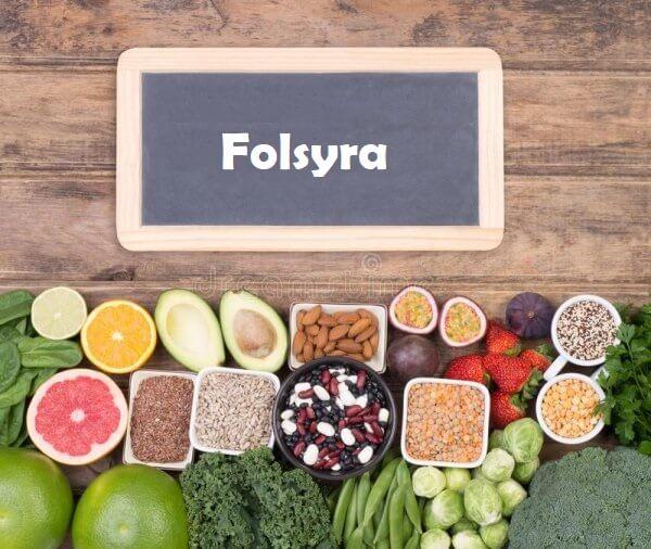 Folsyra i kosten