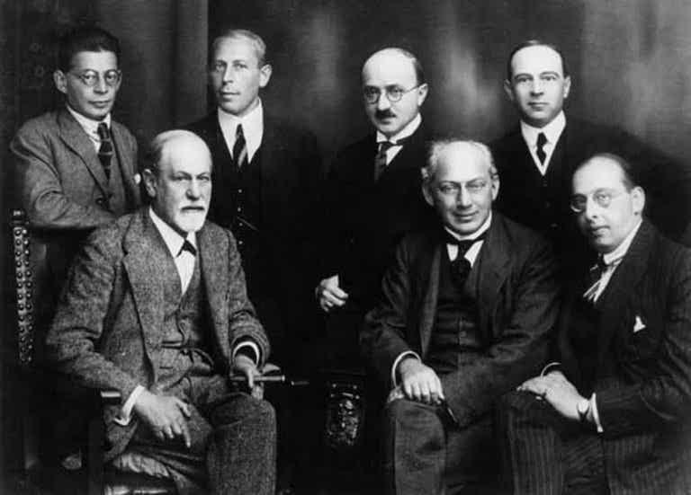 Efter Freud: psykoanalysskolor och författare