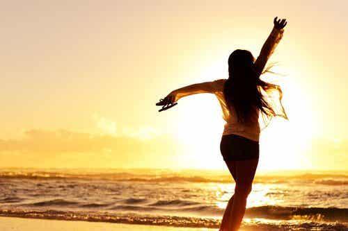 Dans hjälper till att hantera ångest
