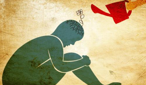 Den jungianska terapin vid behandling av ångest