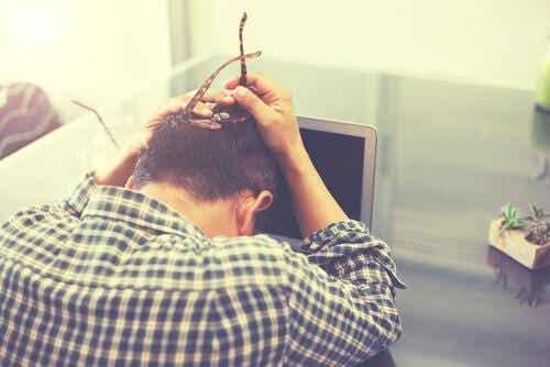 De 3 farligaste effekterna av arbetsrelaterad stress