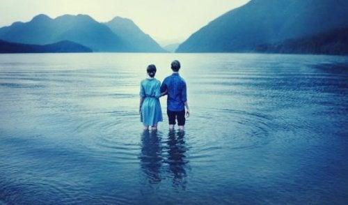 Medberoende par har svårt att separera från varandra