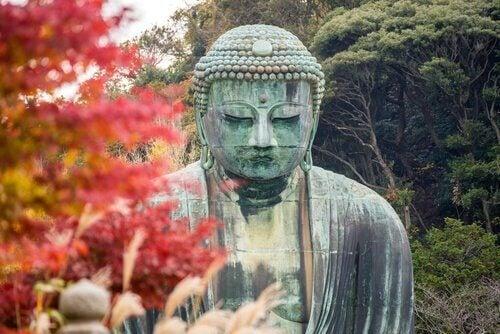 Kärlek enligt buddhismen är fokuserad på medkänsla