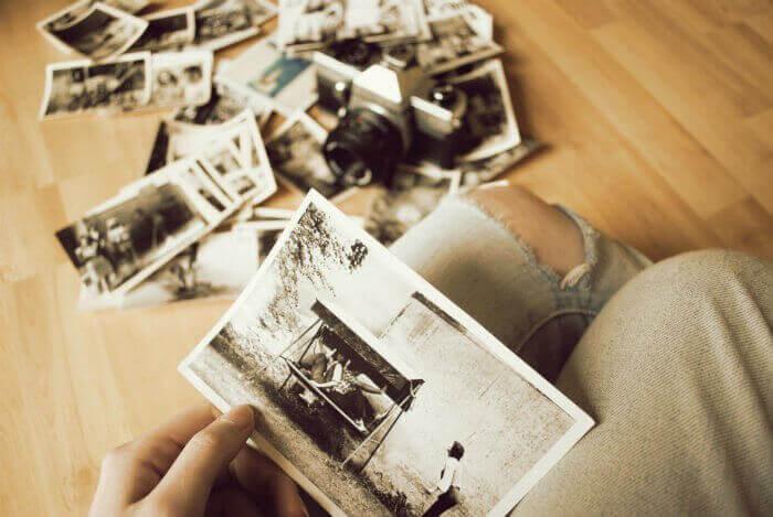 titta på foton
