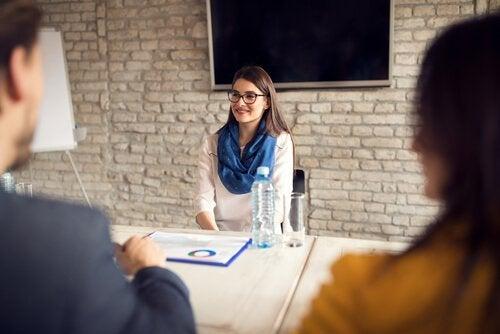 5 vanliga kuggfrågor i arbetsintervjuer