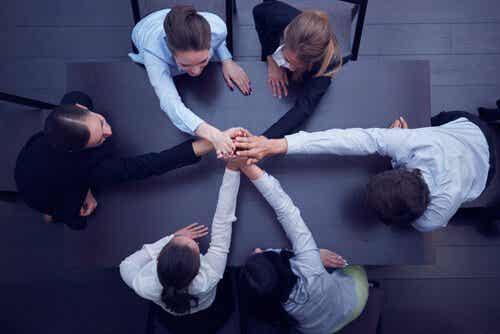 Hur man håller samman ett arbetslag