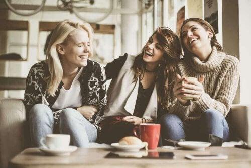 goda vänner stärker din vagusnerv