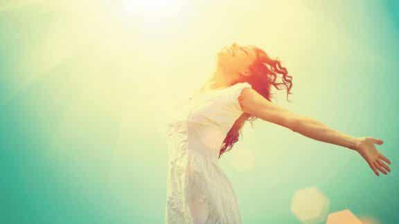 Mental flexibilitet för ett lyckligt och avslappnat sinne
