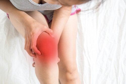 Smärta i knäet