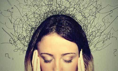 Ångestens effekter på hjärnan: känner du till dem?
