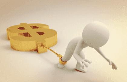 Easterlin-paradoxen: lycka finns inte i pengar