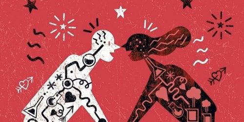 Oxytocin befäster banden hos ett par