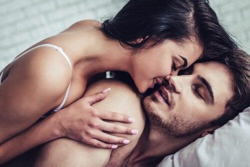 Män och kvinnor har många gemensamma fysiologiska reaktioner vid sex