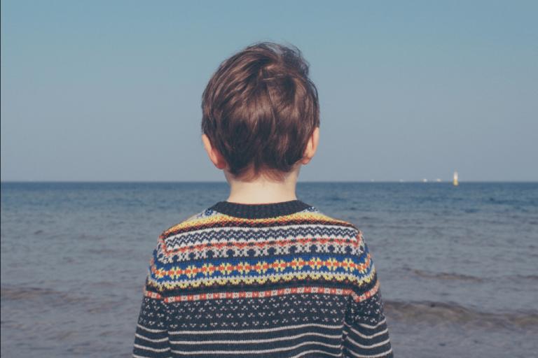 Sörjande barn: hur vi kan förstå och hjälpa dem