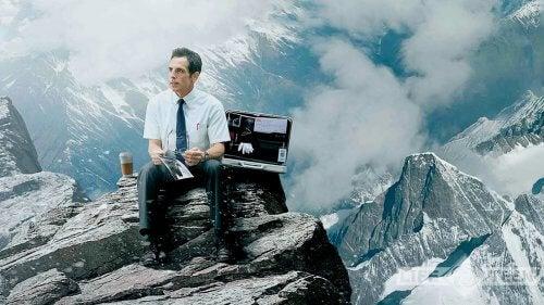 Walter Mitty på berg