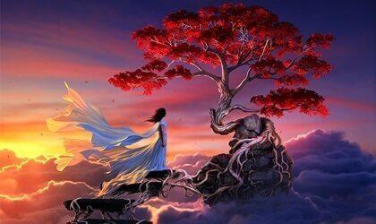 Legenden om Sakura: en sann kärlekshistoria