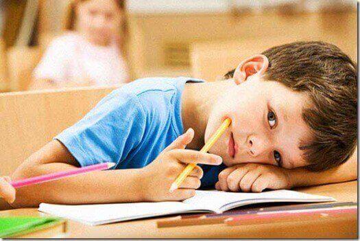 Pojke med penna