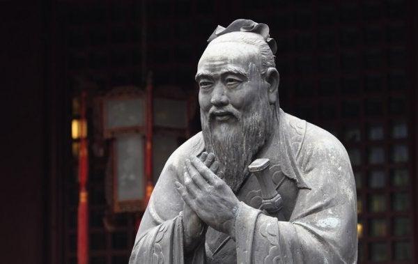Staty av Konfucius