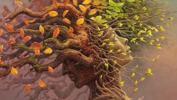 Den kognitiva reserven: ett steg i hjärnans evolution