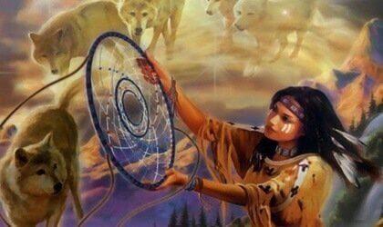 Drömfångaren: en vacker lakota-legend