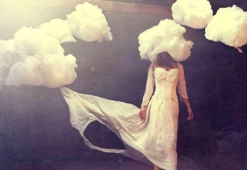 I berättelsen om känslornas ursprung gömde sig tron i molnen
