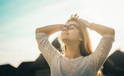 Optimistens hjärna är bättre på att hantera stress