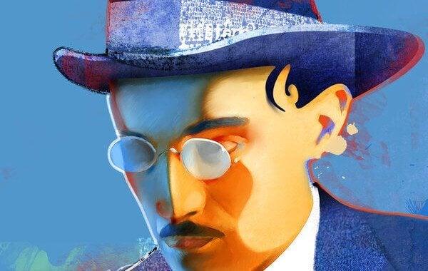 7 upplysande citat från Fernando Pessoa